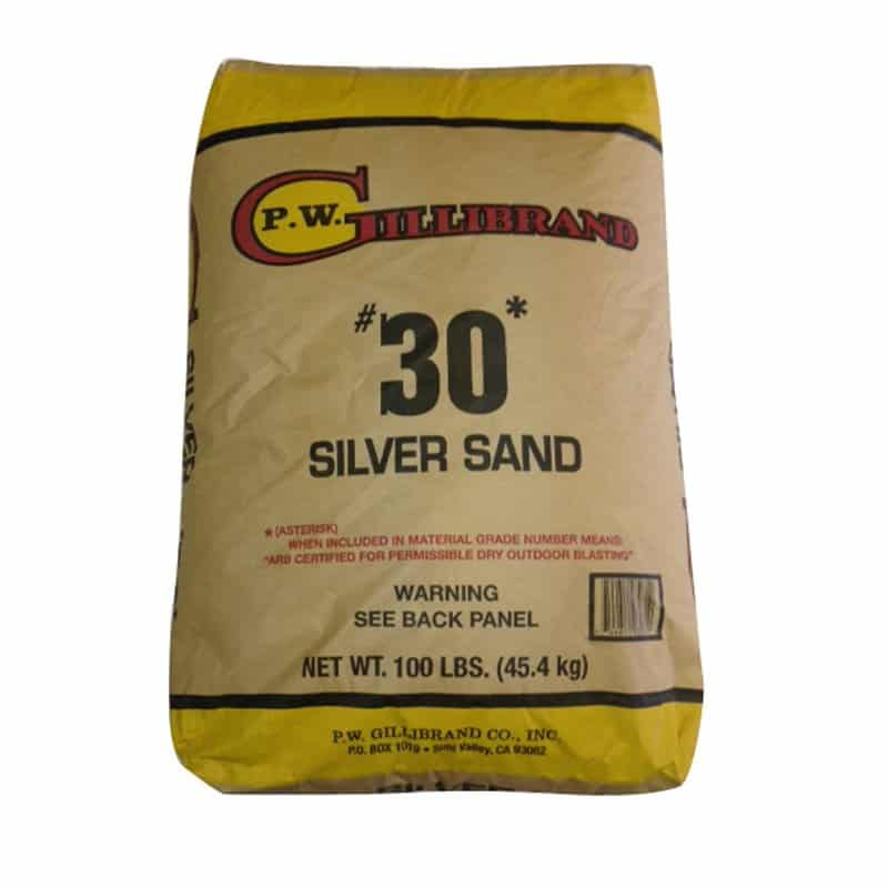 Silica Sand #30